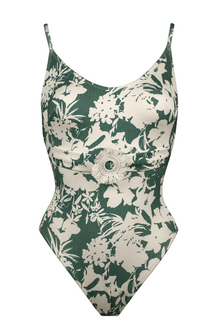 Swimsuit - Ivy cream